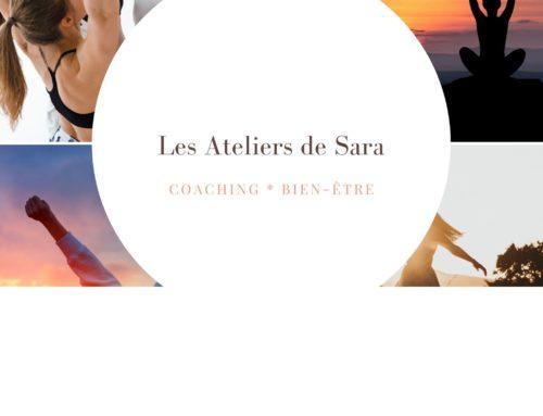 Les Ateliers de Sara : Le Rdv mensuel en présentiel ou en visio